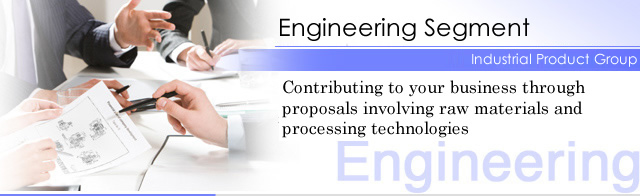 Engineering Segment Industrial Product Group