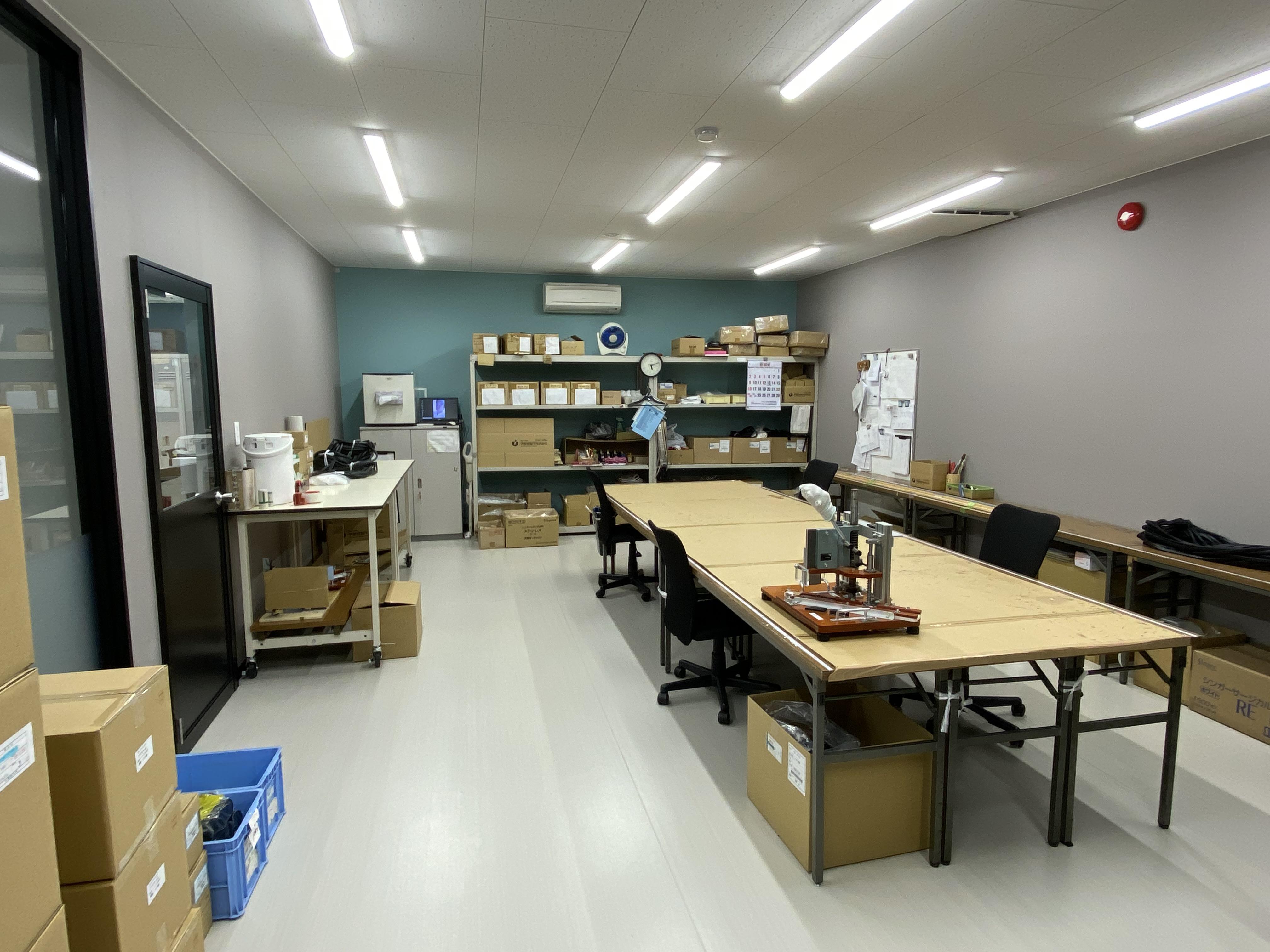 製造管理室